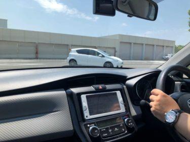 門真運転免許試験場 練習風景 男性